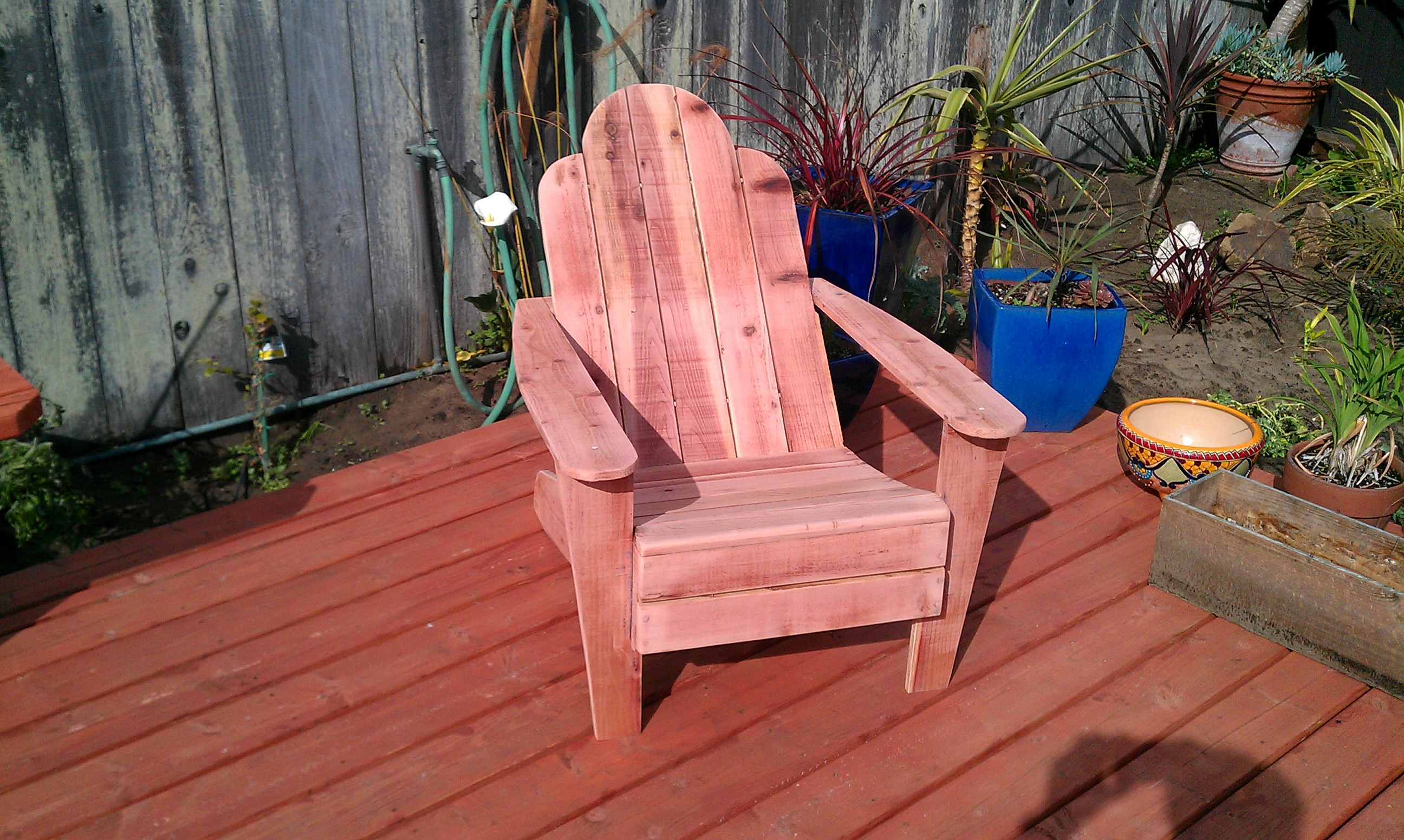 Adinrondack Chair